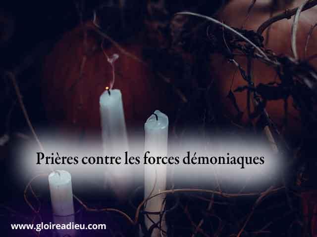 Prières de protection contre le mal