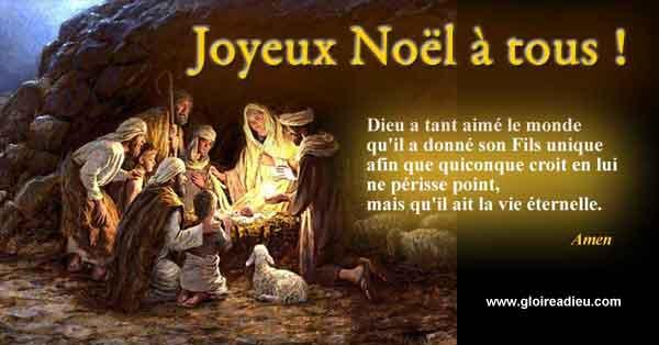 Prière de Noël pour la nuit de la nativité, naissance de Jesus Christ