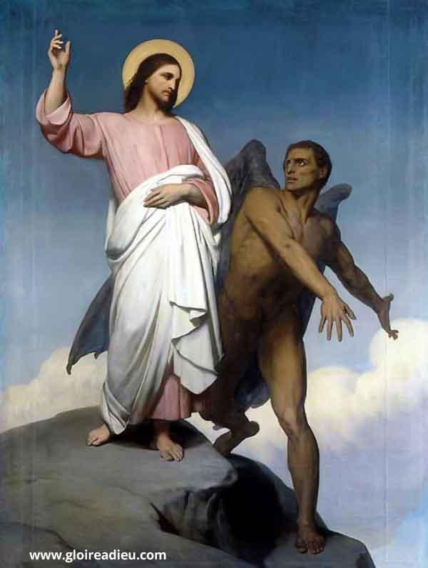 Quel est le pouvoir de Satan ange du mal?