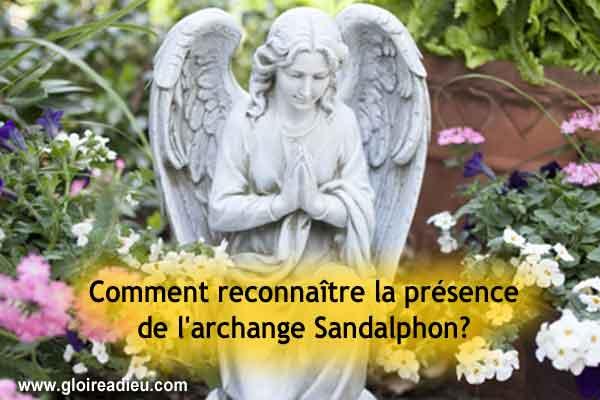Comment reconnaître la présence de l'archange Sandalphon?