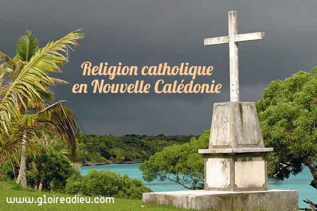 Religion catholique en Nouvelle Calédonie