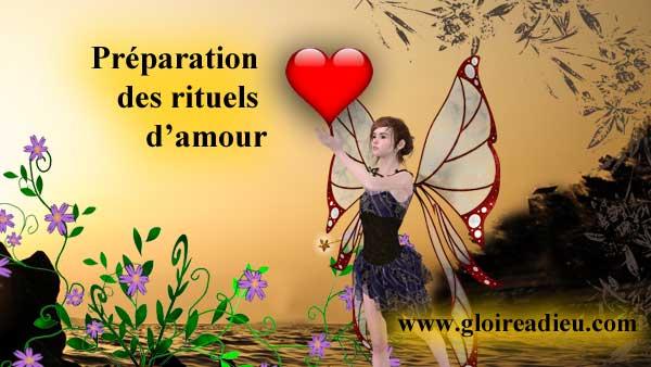 Faites vos rituels et philtre pour attirer l'amour