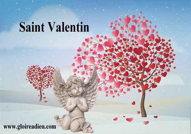 Saint Valentin et la fête des amoureux
