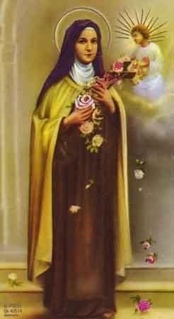 Vie de Sainte Thérèse d'Avila – réformatrice du Carmel et docteur de l'Église