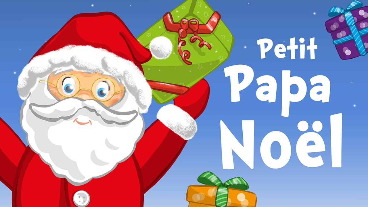 Petit Papa Noël , une belle chanson de Noël pour petits avec paroles – vidéo
