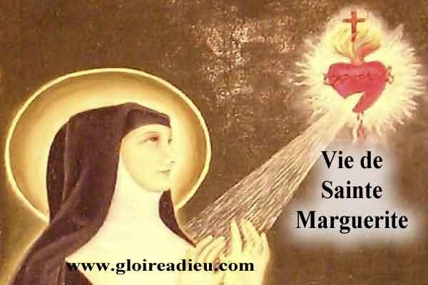 Vie de Sainte Marguerite